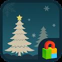 Winter Night DodolLocker Theme icon