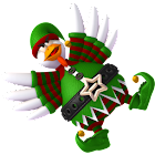 Chicken Invaders 4 Xmas HD icon