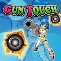 ガンタッチ GunTouch logo