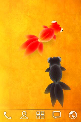 金魚(和風)