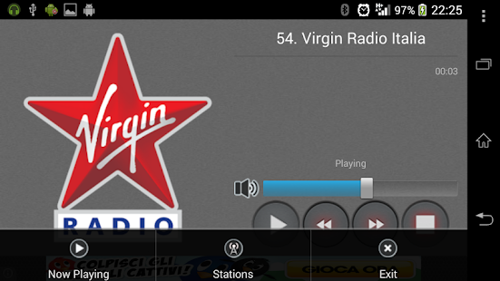 Radio Italia Fm - screenshot thumbnail