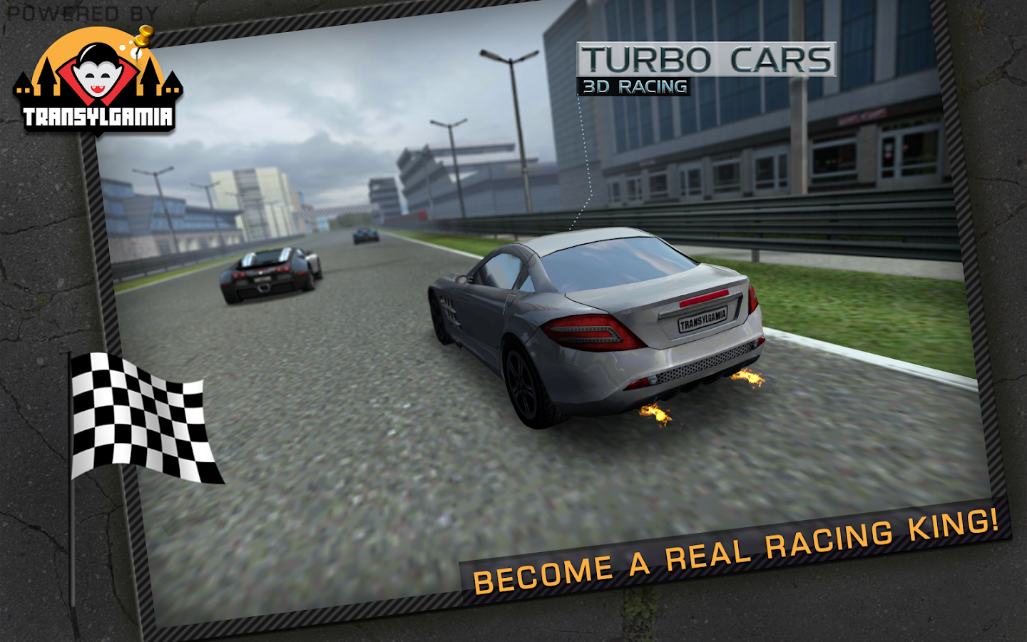 Turbo Cars 3D Racing- screenshot