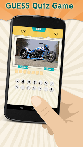 Cruiser Motorcycles Quiz