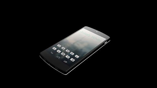 Jollafy White – Icon Pack v1.02