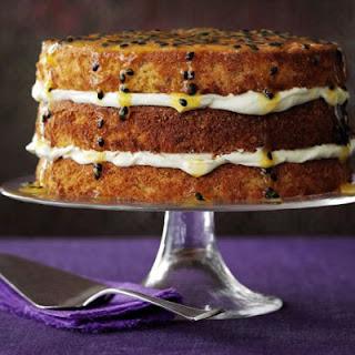 Passion Cake Recipe