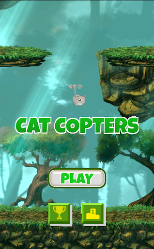 Cat Copters