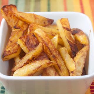 Low Carb Fries.