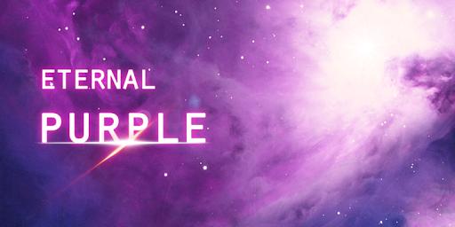 Eternal Purple GO Theme