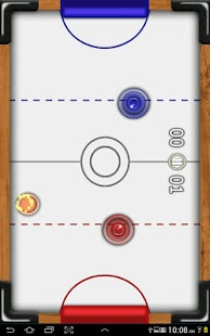 Air Hockey Penguin:Frozen Bird - screenshot thumbnail