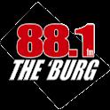KCWU-FM Radio - Logo