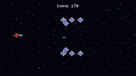 Bitcoin 80s Space Shooter- screenshot thumbnail