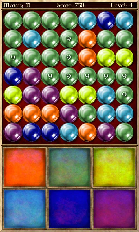 Magic Color Jewels- screenshot