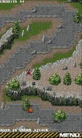 Screenshot of DS Tower Defence