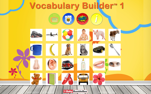 Vocabulary Builder™1 Flashcard