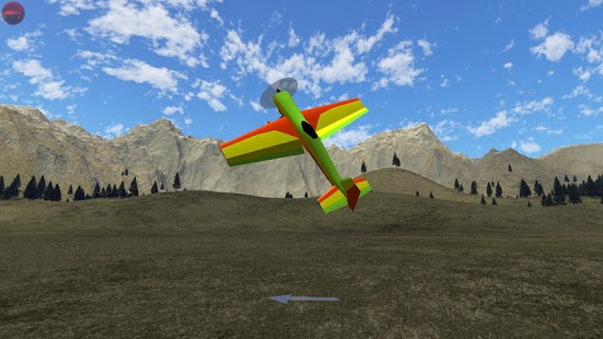 PicaSim: Flight simulator - screenshot thumbnail
