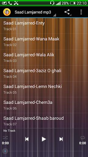 Saad Lamjarred mp3