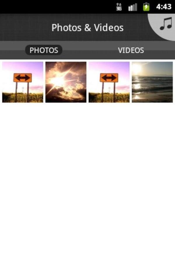 Crossroads Worship Project - screenshot