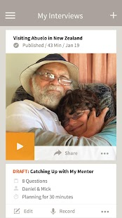 StoryCorps- screenshot thumbnail