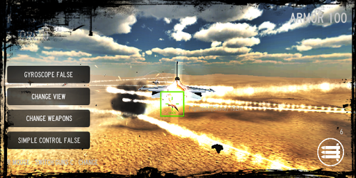 에어 스트라이크 전투기 3D