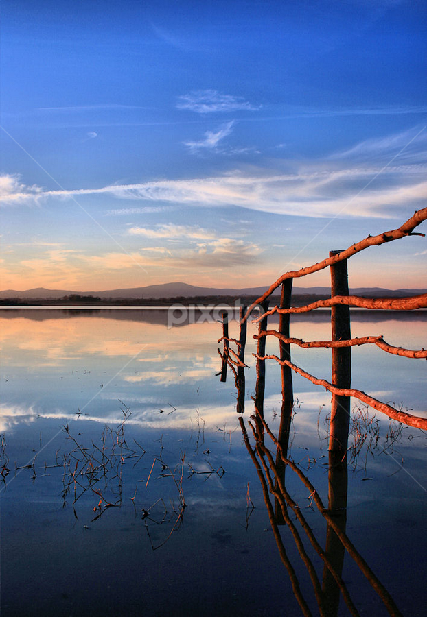 Into the water by Runam . - Landscapes Waterscapes