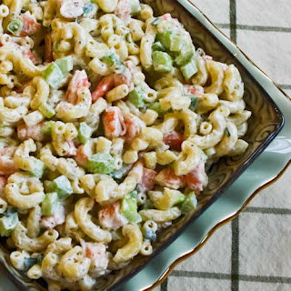 Macaroni Shrimp Salad Mayonnaise Recipes.