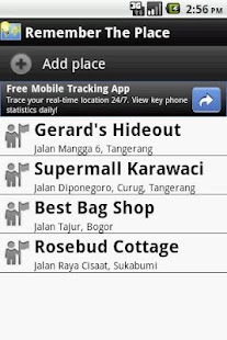 Remember The Place- screenshot thumbnail