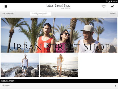 Urban Street Shop - screenshot thumbnail