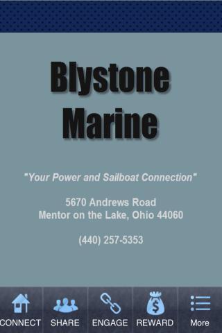 Blystone Marine