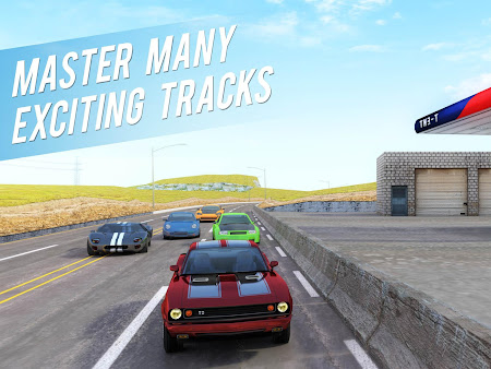 Real Race: Asphalt Road Racing 1.0 screenshot 16179