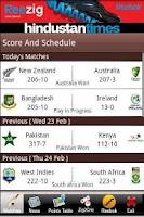 Screenshot of HT REEBOK Cricket