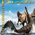 Puzzle Dinosaurs 1 logo