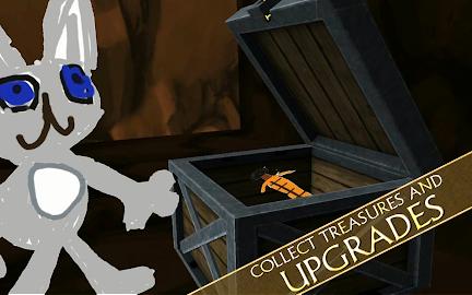 Sir Hoppity Knight Bunny RPG Screenshot 2