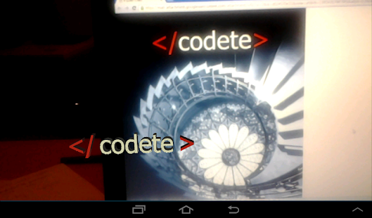 Augmented Reality Codete.co- screenshot thumbnail