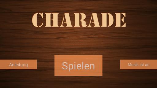 Charade Student