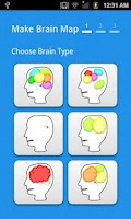 Screenshot of My Brain Map Free
