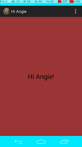 Hi Angie