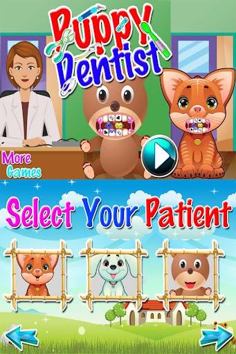 瘋狂的寵物牙醫沙龍