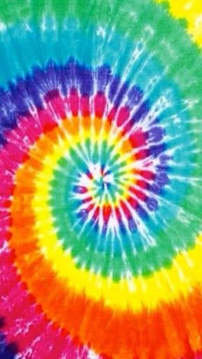 Tie Dye Live Wallpaper
