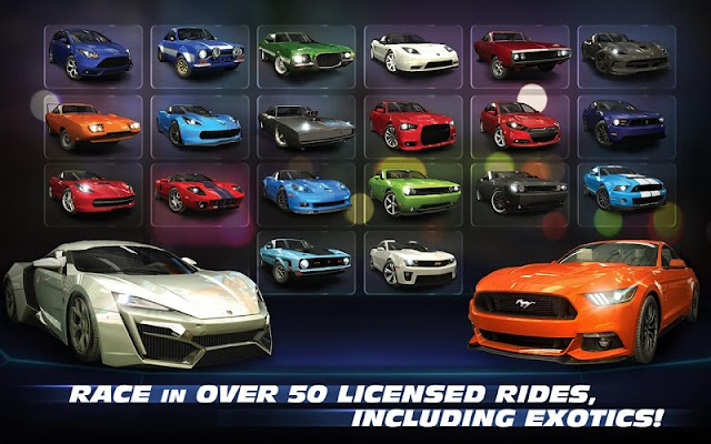Fast & Furious: Legacy - screenshot