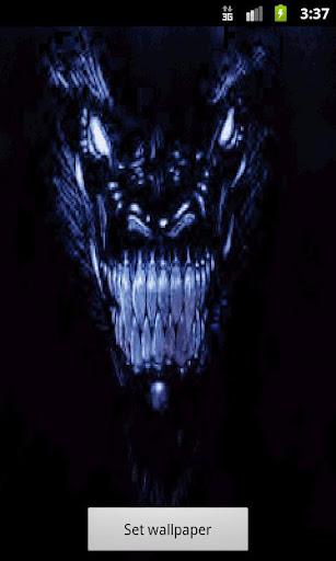 Scary Dragon live wallpaper