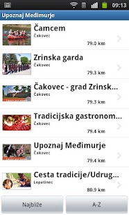AdriaGUIDE Međimurje- screenshot thumbnail
