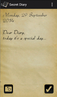 Secret Diary - náhled