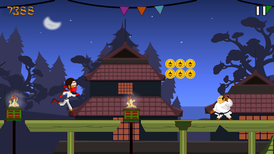 Ninja Mission- screenshot thumbnail