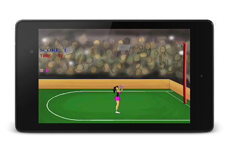 Netball Shots- screenshot thumbnail