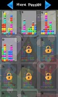 Screenshot of Lowly Blocks Free
