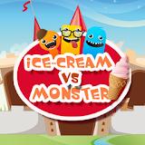How to play Icecream Vs Monster