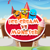 Icecream Vs Monster
