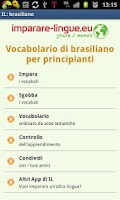 Screenshot of Imparare il brasiliano