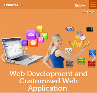 IT-Innovator Web Apps Services- screenshot thumbnail