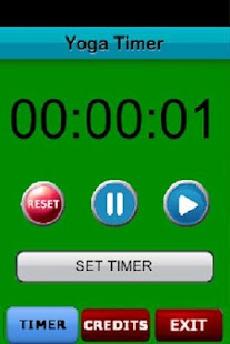 Yoga Timer - screenshot thumbnail